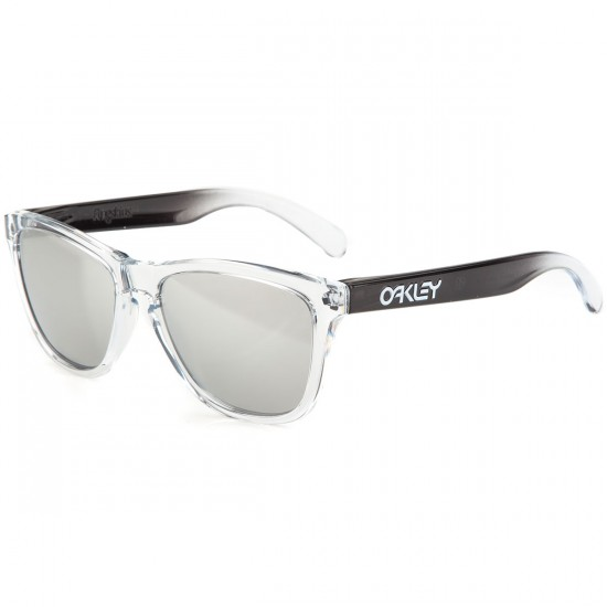 Oakley Frogskins Sunglasses - Alpine Storm/Chrome Iridium