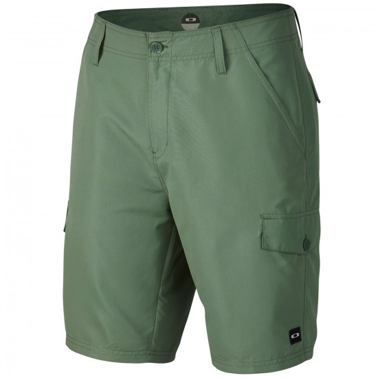 Oakley Hybrid Cargo Shorts - Surplus Green