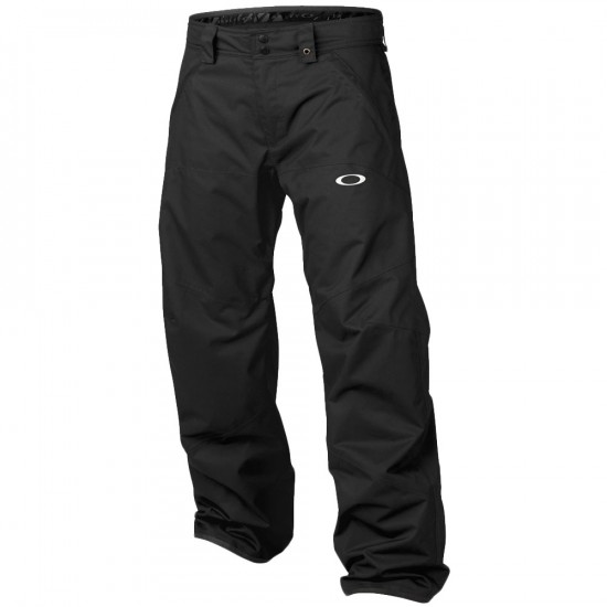 Oakley Mission Pants - Jet Black