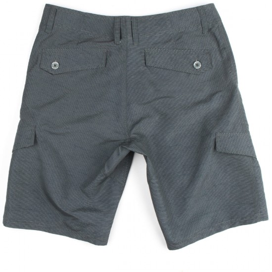 Oakley Resonance Cargo Hybrid 21 Shorts - Grigio Scuro