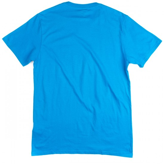 Oakley Show Your Teeth T-Shirt - Pacific Blue