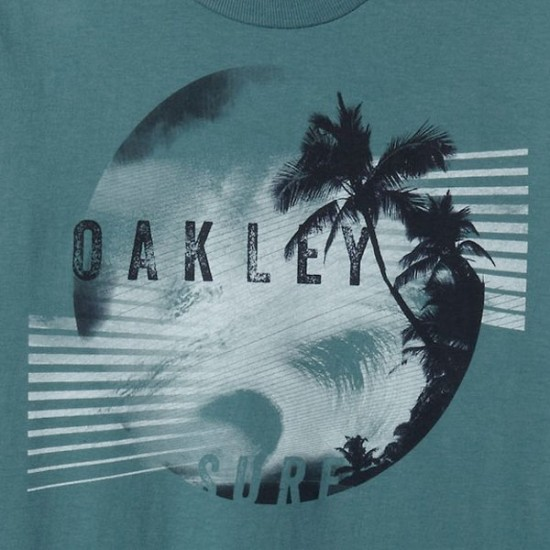 Oakley Something Good T-Shirt - Blue Spruce