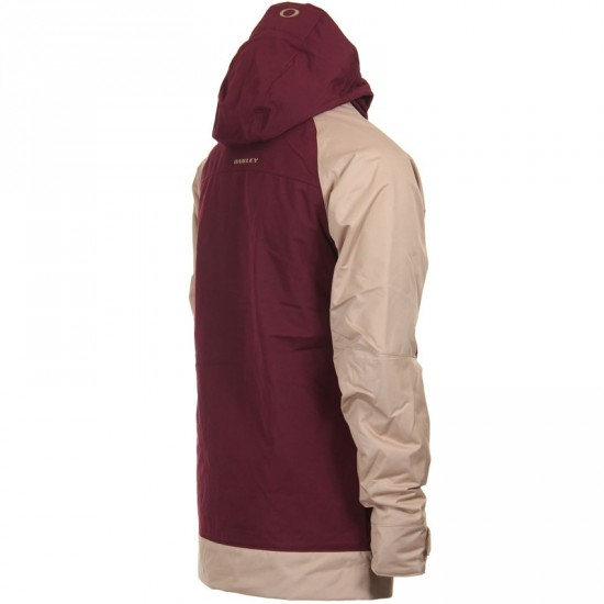 Oakley Squadron Insulated Jacket 2015 - Aubergine