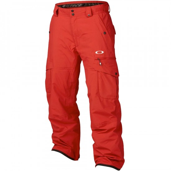 Oakley Westend Pants - New Crimson