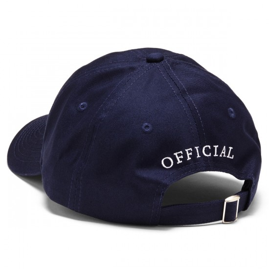 Official Miles O Lo Mudered Hat - Navy