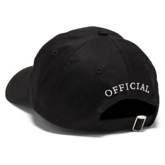 Official Molded Skate Hat - Black