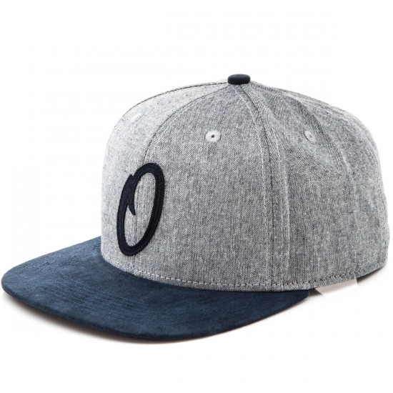 Official Roj O Cham 6 Panel Strapback Hat - Chambray