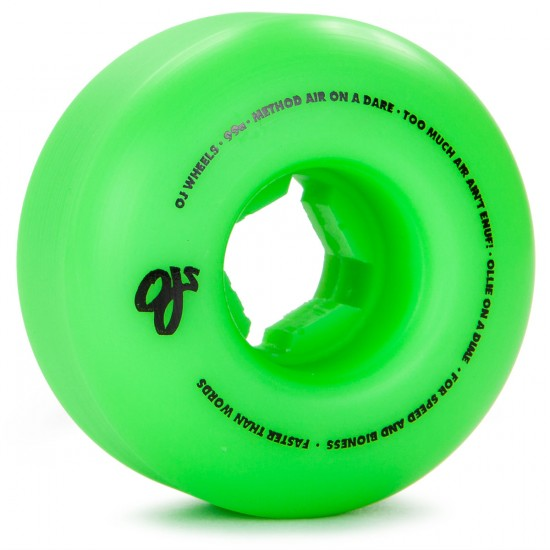 OJ Family Logo Skateboard Wheels - 53mm - 99a