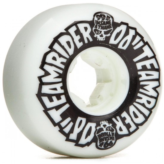 OJ Team Rider Hard Line Insaneathane 99a Skateboard Wheels - 53mm