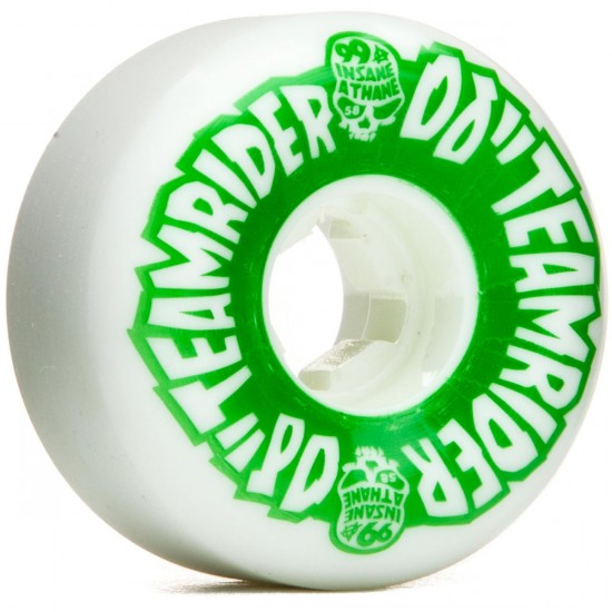 OJ Team Rider Hard Line Insaneathane 99a Skateboard Wheels - 58mm