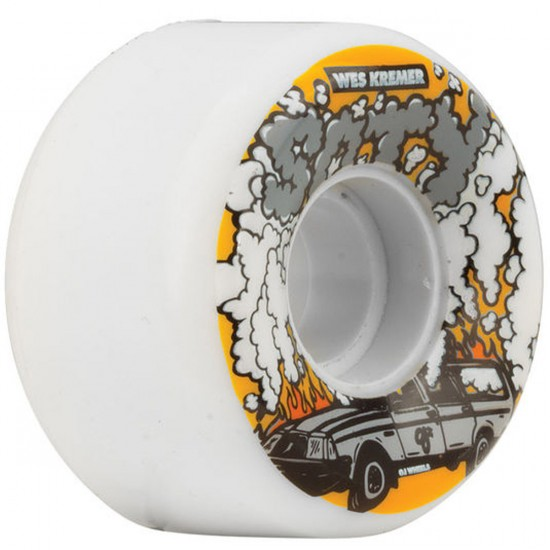 OJ Wes SOTY Keyframe Skateboard Wheels - 54mm - 87a