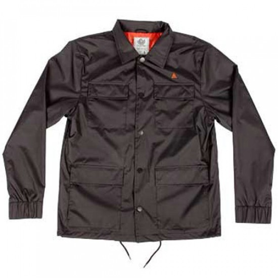 Organika Terrace Jacket - Black