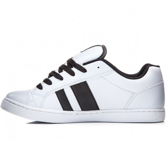 Osiris Loot Shoes - White/White - 8.0