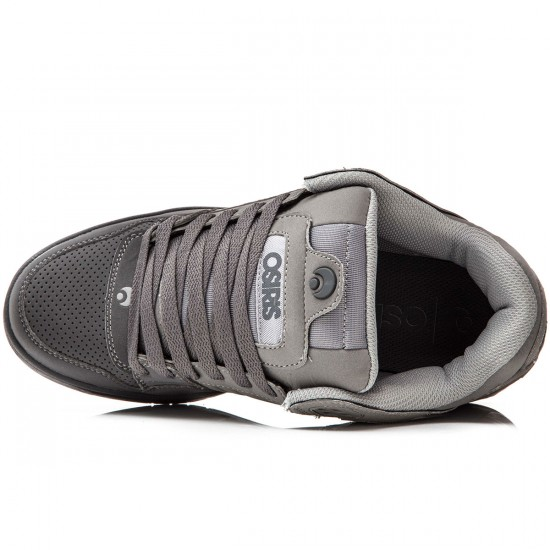 Osiris Peril Shoes - Grey/Charcoal - 8.0
