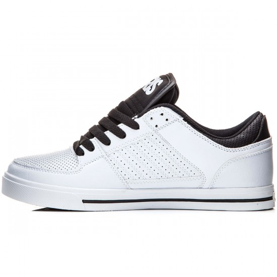 Osiris Protocol Shoes - White/White - 8.0