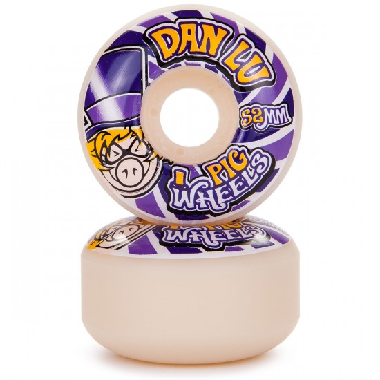 Pig Daniel Lutheran Wonka Skateboard Wheels - 52mm - 101a
