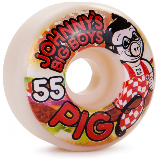 Pig Johnny Layton Big Boy Skateboard Wheels - 55mm - 101a