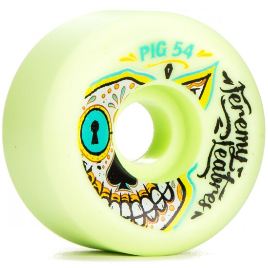 Pig Leabres Day of the Dead Skateboard Wheels - 54mm