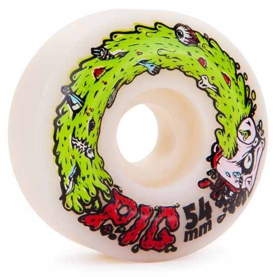Pig Swine Flu Skateboard Wheels - 54mm - 101a