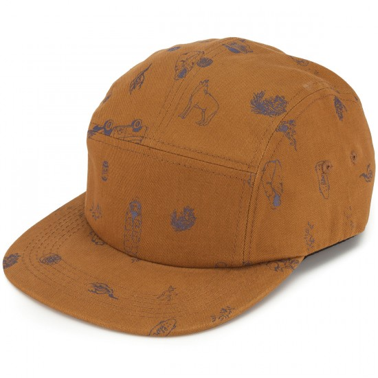 Poler Camper Hat - Campalogue Bison