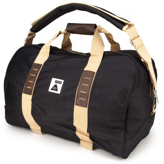 Poler Carry On Duffel Duffel Bag - Black