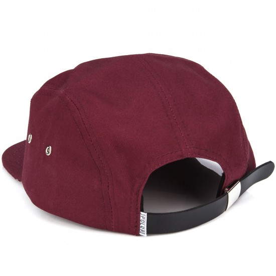 Poler Fur Font Camper Hat - Sweet Berry Wine