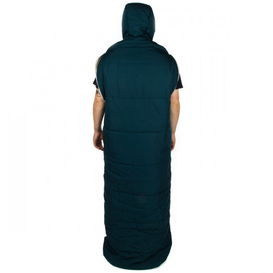 Poler Napsack Wearable Sleeping Bag - Blue Steel