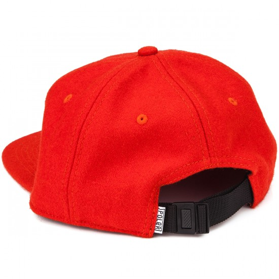 Poler PS Wool Hat - Burnt Orange