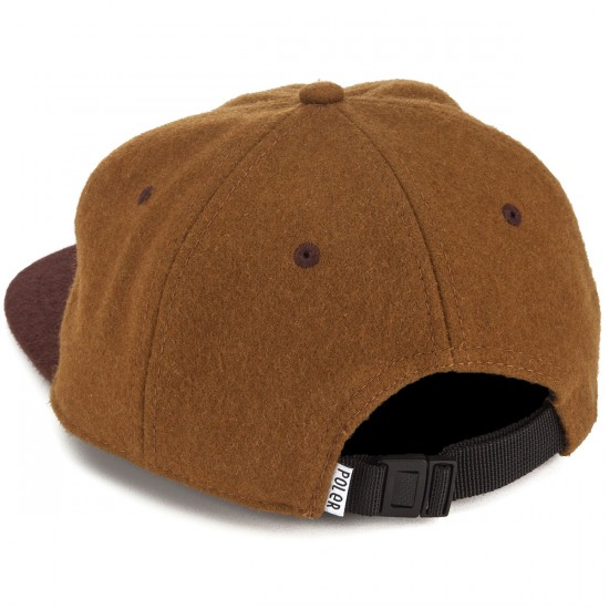 Poler PS Wool Hat - Super Mustard/Bison/Frost