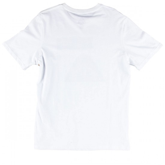 Poler Summit T-Shirt - White
