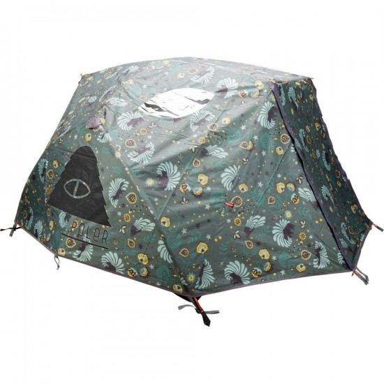 Poler Two Man Tent - Olive