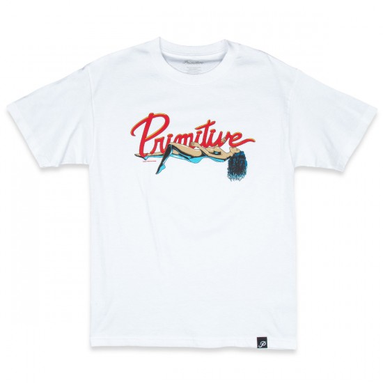 Primitive Betty T-Shirt - White