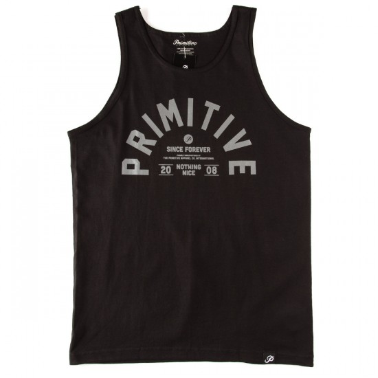 Primitive Certified Tank Top - Black