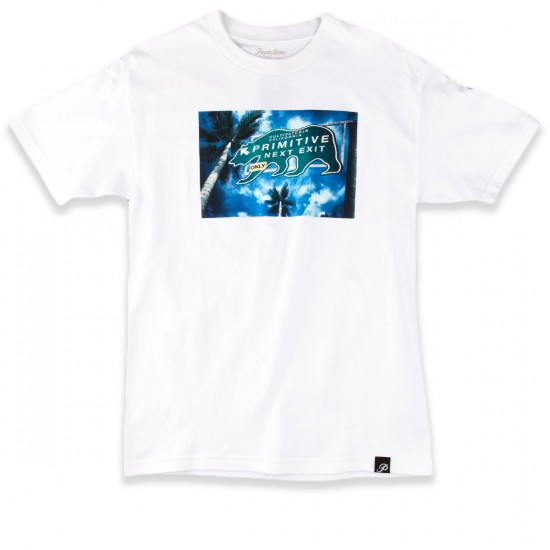 Primitive Off Ramp T-Shirt - White