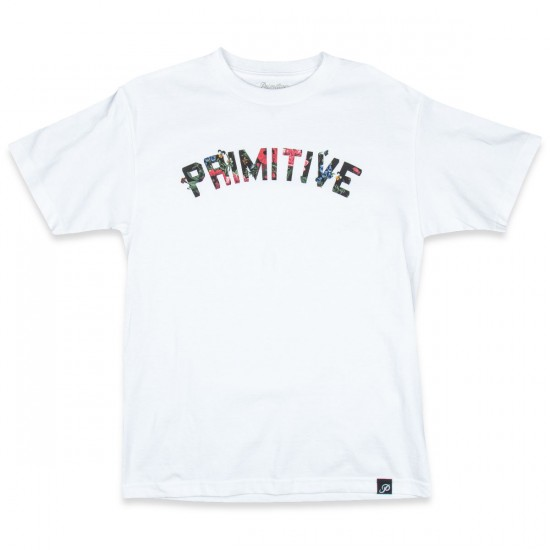 Primitive Organic Type T-Shirt - White