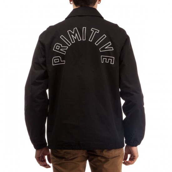 Primitive Tommy Jacket - Black