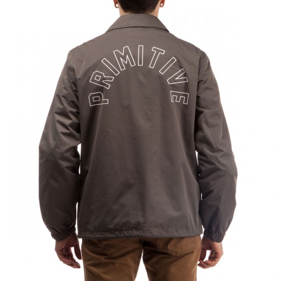 Primitive Tommy Jacket - Charcoal