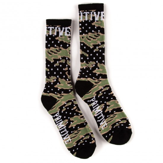 Primitive Unite Socks - Camo
