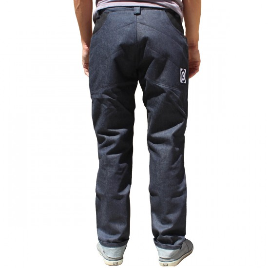Push Culture Crash Pants - Denim - 30 - 32