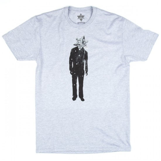 Pyramid Country Exeter 2 T-Shirt - Grey