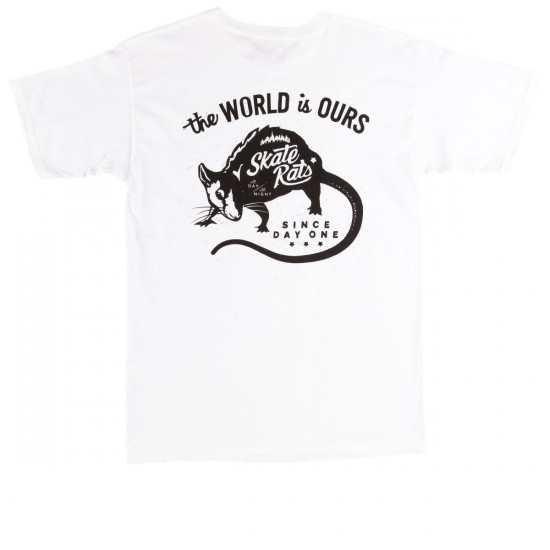 Real Rat Attack T-Shirt - White
