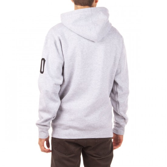 Real Underclass Pullover Hoodie - Athletic/Black