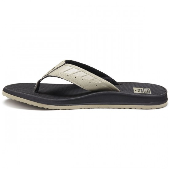 Reef Phantom II Sandals - Black/Tan - 10.0