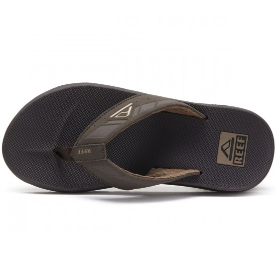 Reef Phantom II Sandals - Brown