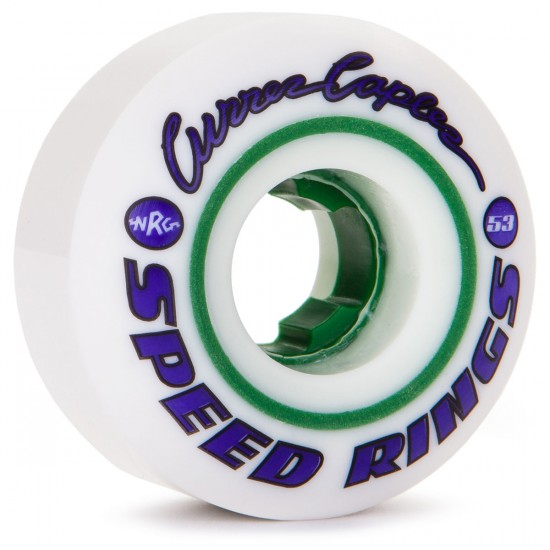 Ricta Curren Caples Pro Speedrings Skateboard Wheels - 53mm - 81b