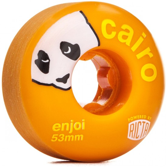 Ricta Enjoi Cairo SLIX 81b Skateboard Wheels - 53mm