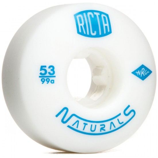 Ricta Naturals Skateboard Wheels - 53mm 101a