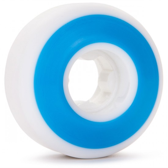 Ricta Slix Skateboard Wheels - 51mm - White
