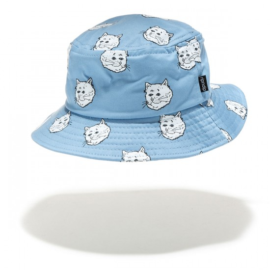 Rip N Dip CREAM Bucket Hat - Baby Blue