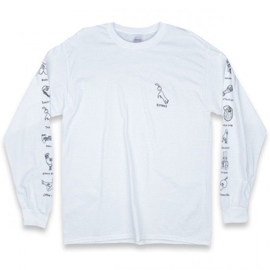 Rip N Dip Grabs Long Sleeve T-Shirt
